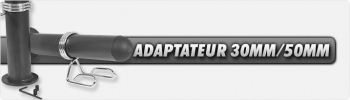 Adaptateur 30mm/50mm