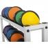 Rack de rangement pour médecine balls