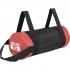 Fitness bag noir/rouge - Sac lesté 5kg