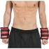 Bandes lestées pour poignets ou chevilles 1kg(2x0.5), 2kg(2x1), 3kg(2x1.5) et 4kg(2x2)