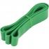 Bande de résistance élastique pour renforcer vos muscles - 2080 x 4,5 x 45mm   -  vert 50-120LBS