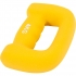 """Paire 8kg (2x4kg) Haltères fitness en néoprène ergonomique """"letter shape dumbbells"""""""