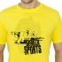 Gorilla Sports Evolution T-Shirt S JAUNE