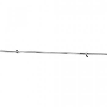 Barre longue avec stop disques 150cm