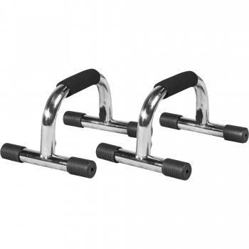 push up stand bar - poignée en mousse - ex. fitness