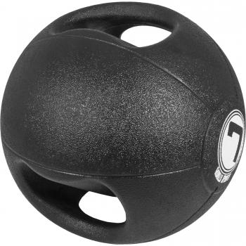 Médecine ball double poignée de 7kg