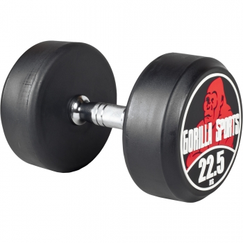 22,5 kg Dumbbell haltère poids