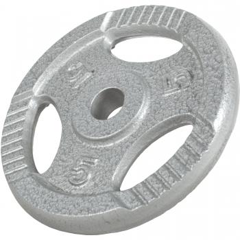 Poids disque avec poignées de 5 Kg