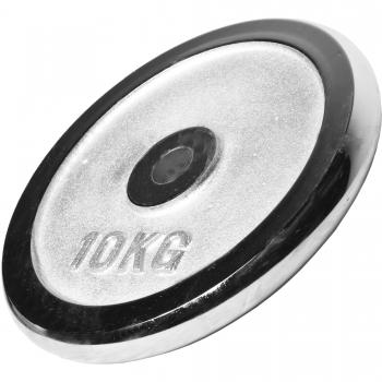 Poids disque chromé 10 kg
