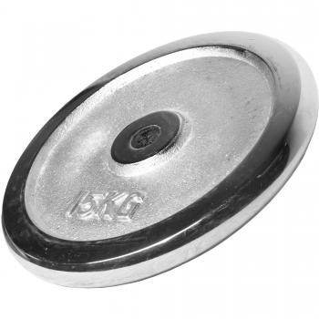 Poids disque chromé 15 kg