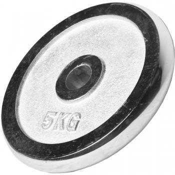 Poids disque chromé 5 kg