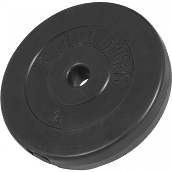 Poids disque en plastique de 5 kg