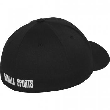 Casquette Gorilla Sports FLEXFIT NOIR S/M