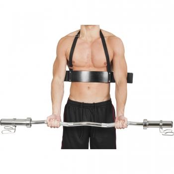 Biceps Isolator - Poignées d'entraînement, spécial biceps