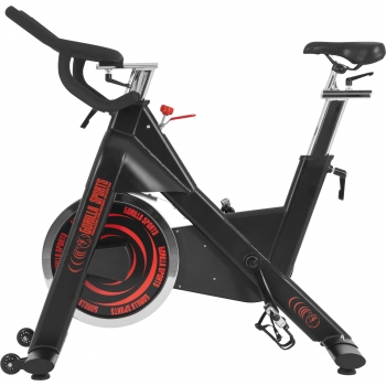 Vélo d'appartement Gorilla Sports - indoor cycling bike