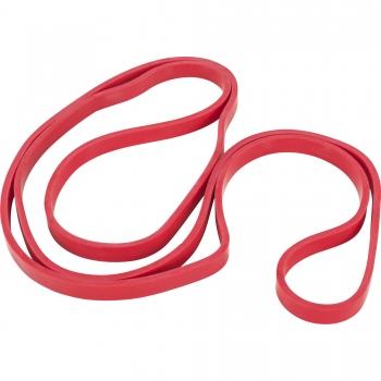 Bande de résistance élastique pour renforcer vos muscles - 2080 x 4,5 x 13mm   -  rouge 5-50LBS