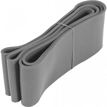 Bande de résistance élastique pour renforcer vos muscles - 2080 x 4,5 x 101mm -  gris 80-200LBS