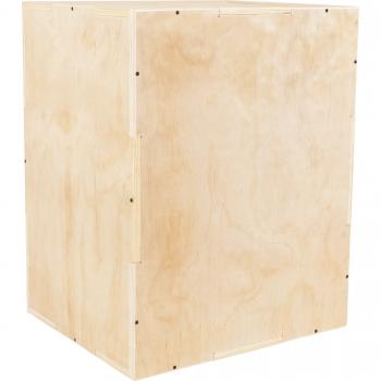Gorilla Sports Plyobox en bois 3 en 1 - 60 x 50,5 x 75,5cm