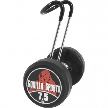 Gorilla Sports paire de crochets de traction Power hooks