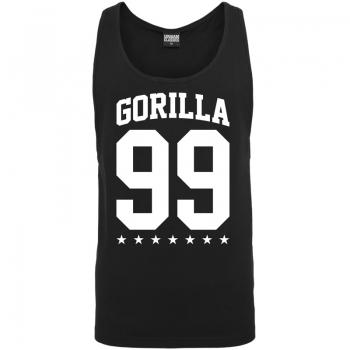 Gorilla Sports tank top noir – GORILLA 99 - XXL