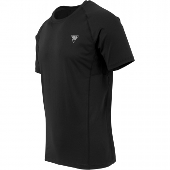 Gorilla Sports T-Shirt Fitness Technique Manches Courtes taille S