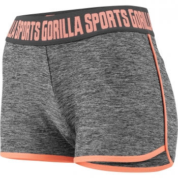 Gorilla Sports Fitness Short technique HOTPANTS XS à XL