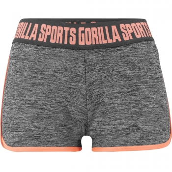 Gorilla Sports Fitness Short technique HOTPANTS XL
