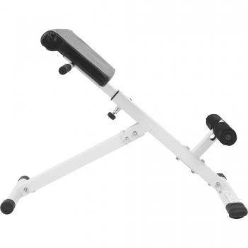 Appareil de musculation pliable pour le dos