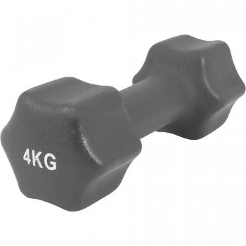 Paire d'Haltères Fitness en néoprène 8 KG (2x4.0)