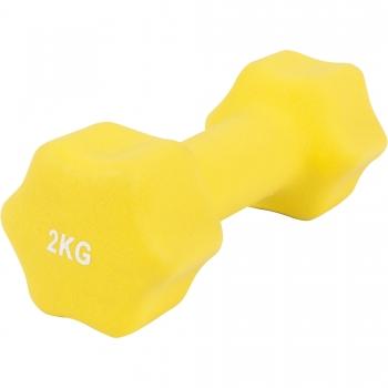 Paire d'Haltères Fitness en néoprène 4 KG (2x2.0)