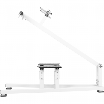 Rameur tirage verticale poste do et lombaires
