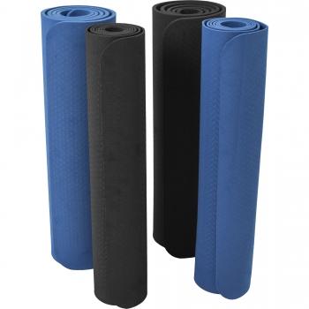 Tapis de Yoga fin 173cm x 61cm x 4mm ou 10mm