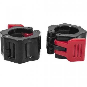 Stop disques - Fermeture rapide pour barres d'haltères de 30mm