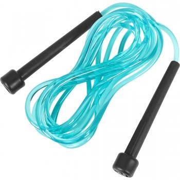 Corde à sauter haute vitesse - Coloris : Turquoise de 300cm