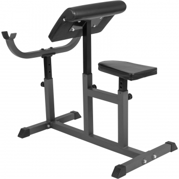 Gyronetics E-Series poste isolé pupitre a biceps GN009