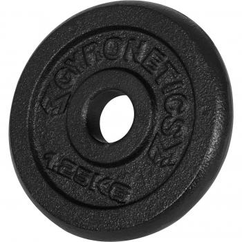 Gyronetics E-Series 1 x haltères de 15kg avec des poids en fonte GN015