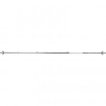 Gyronetics E-Series set d´haltères en fonte avec barre longue de 56,5kg GN020