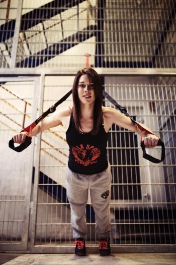 Set de sangles des suspension pour entraînement complet