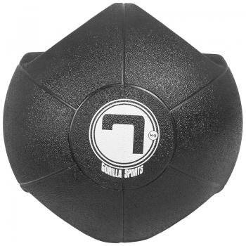 Médecine ball double poignée de 3kg à 10kg