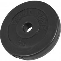 1 x Poids disque en plastique de 2,5 kg