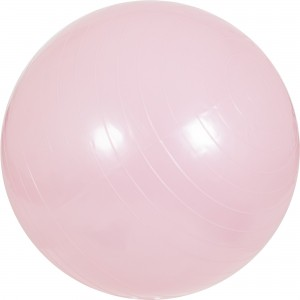 Swiss ball - Ballon de gym 75cm fuchsia