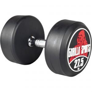 27,5 kg Dumbbell haltère poids
