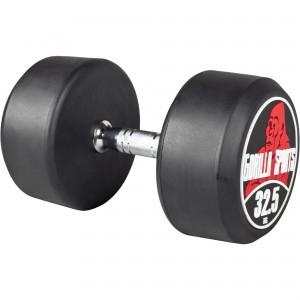 32,5 kg Dumbbell haltère poids