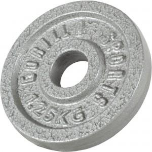 Poids disque en fonte 1,25 Kg