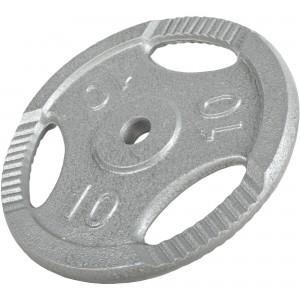 Poids disque avec poignées de 10 Kg