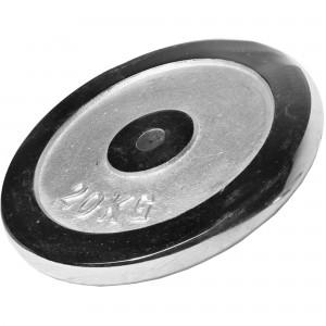 Poids disque chromé 20 kg