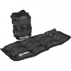 Bandes lestées pour poignets ou chevilles 4kg(2x2)
