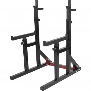 Multi Rack à squat et developpé couché règlable