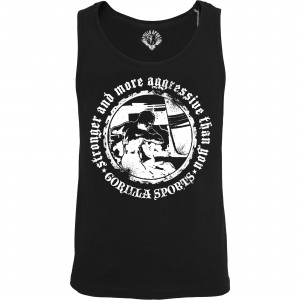 Gorilla Sports Tanktop Stronger than you S