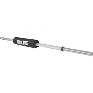 Barre longue de 170cm avec bague de serrage, diamètre 30mm avec coussin de protection